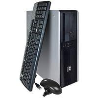 HP Compaq DC7900 Intel Core 2 Duo E8400 3.0GHz 2GB Ram 80GB HDD DVD Windows 7 Home Premium Small Form Factor (Certified Refurbished)
