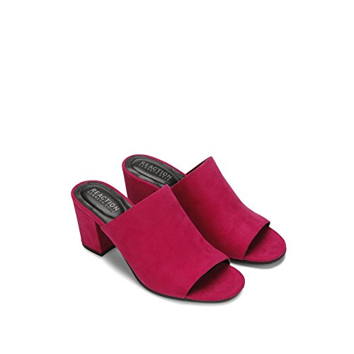 Reactie Kenneth Cole Malyn Slip-on Mule - Vrouwen Stoffige Roos
