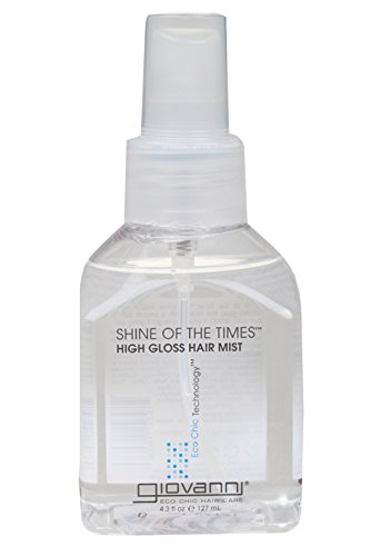 Price comparison product image Giovanni Silicone Finishing Mist, Shine of the Times, 4.3  Fluid Ounce Container