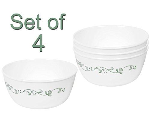 Corelle Livingware 28-Ounce Super Soup/Cereal Bowl, Country