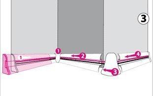SOCKELLEISTEN Endsst/ück rechts EICHE PRESTIGE f/ür 52x28mm Sockelleiste Verbinder zum Dekor Lamiat Dekore