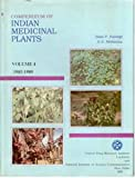 img - for A Compendium of Indian Medicinal Plants: v. 4 book / textbook / text book