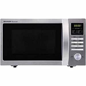 Amazon.com: Sharp Compact Carousel Microwave Oven in