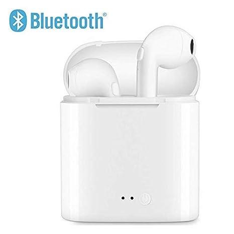 Amazon com: Bluetooth Headphones Wireless Earbuds Mini Earphones in