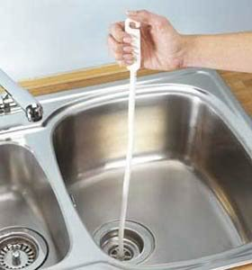 Drain U Bend - Brush / Unblocker: Amazon.co.uk: Kitchen & Home