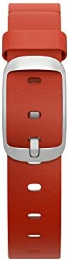 Pebble Technology Corp Smartwatch Replacement Band for Pebble Time Round 14mm – Red