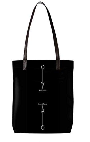 Snoogg Strandtasche, mehrfarbig (mehrfarbig) - LTR-BL-3253-ToteBag