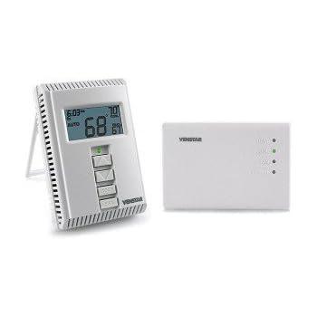 Venstar T1100RF and T1100REC Wireless Digital Thermostat Kit