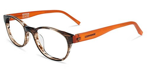 CONVERSE Eyeglasses Q014 UF Brown Stripe 51MM