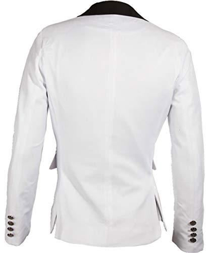 Et De Un Pour Slim Fit Mariage Casual Animateur Costume Bouton Lanbaosi Veste Manteau Blazers Business Jacket Affaires Homme Décontraction zp5HW6x