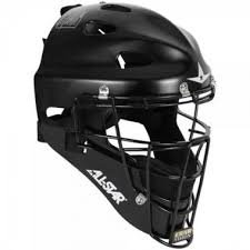 All-Star Youth Catchers Head Gear MVP2310SP Black by catchers mask