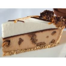 Peanut Cheesecake (Elis Cheesecake Dream Team Peanut Butter Chocolate with Reese, 66 Ounce -- 2 per case.)