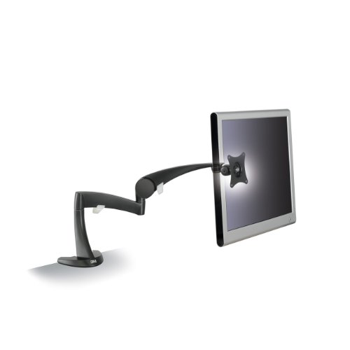 3M Mechanically Adjustable Monitor Arm (MA100MB) by 3M