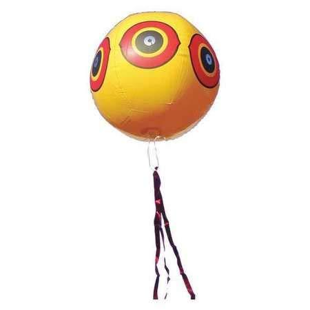 (Bird Scare Eye Balloon, Yellow)