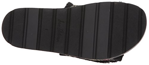 Women's Multi Black Sandal Slide Edelman Mares Sam Brocade Floral YfqR5