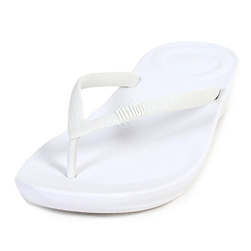 flops urban Blanc Ergonomic Iqushion Tongs White Fitflop Femme Flip RxBtAHawq
