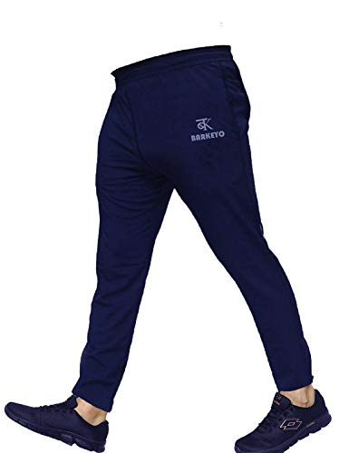 BARKEYO Men's Regular Fit Track pants