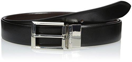 HUGO Hugo Boss Men's Belt C-Gin_Or35_Pp, - Boss Black Leather Belt Shopping Results