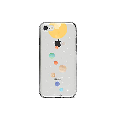 DistinctInk orange iphone 7 plus case 2019