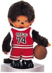 Kiki 929212 - Mono de Peluche con Traje de Jugador de Baloncesto ...