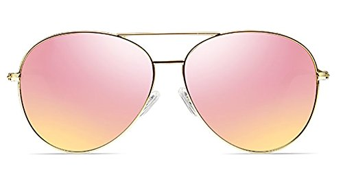 Sunglasses Metal Frame Protection Eyewear,Ultralight Metal Frame, UV400 - Sunglasses Reflecting