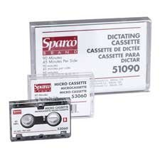 Sparco 51090 Dictation Cassette, Standard, 90 Minute by Sparco (Image #1)