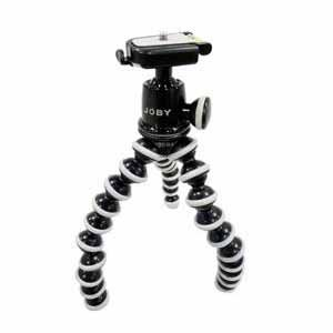 : JOBY GorillaPod SLR Zoom. Flexible Tripod with Ballhead Bundle for DSLR and Mirrorless Cameras Up To 3kg. (6.6lbs).