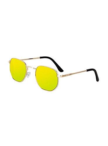 Lentes Amarillo Mate Cocoa BAY Oro KOALA Gafas Sol de nx7fSq0R4w