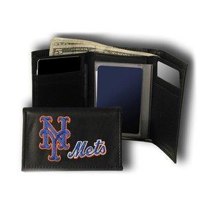 Rico Industries N.Y. Mets Trifold Wallet]()