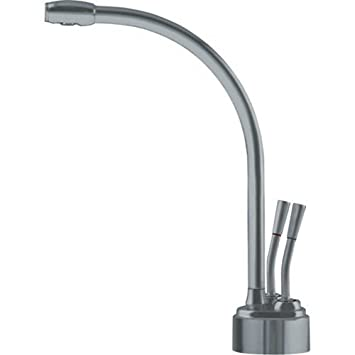 cold water filter faucet. Franke LB9280 Logik Little Butler Two Handle Under Sink Hot and Cold Water  Filtration Faucet