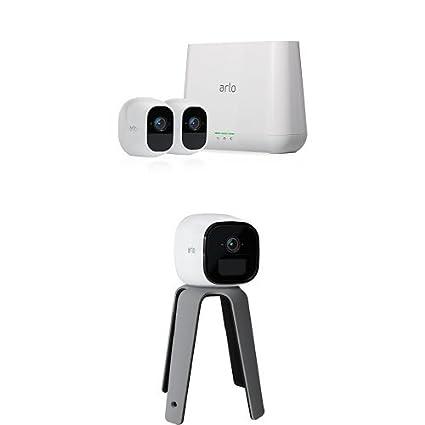Amazon com : Arlo Pro 2 - Home Security Camera System (2