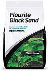 Flourite Black Sand