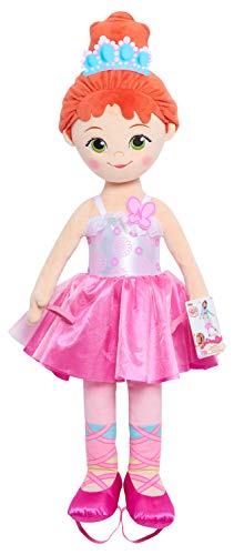 Fancy Nancy Just Play Plush Ballerina Fashion