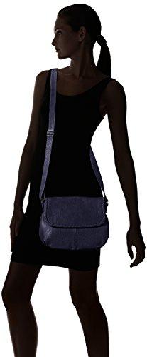 Oliver Sacs Blau Dark City Bandoulière s Bag Blue 5996 dqw4dt
