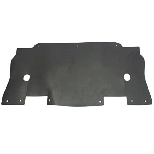 (Koolzap For 05-08 F150 Pickup Truck Engine Splash Shield Under Cover/Radiator Air Deflector)