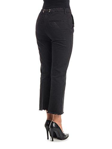 Mujer Negro Sand Para Pantalón White 8qaZTwf8