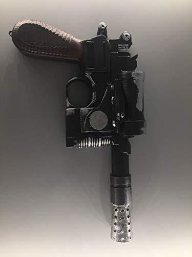 (Han Solo Blaster DL-44 Prop Replica)