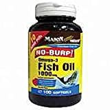 FISH OIL,1000MG,NO BURP