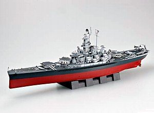 Trumpeter 1/350 Scale USS Massachusetts BB59 Battleship for sale  Delivered anywhere in USA