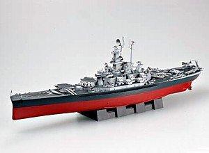 Trumpeter 1/350 Scale USS Massachusetts BB59 Battleship