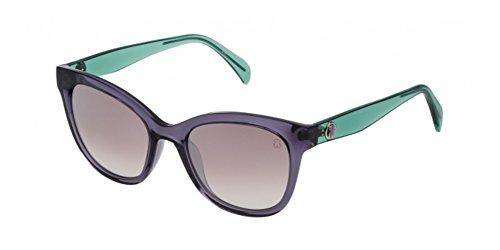 916X sol de Tous TRANSPARENT Gafas STO995 GREEN tA76Rq