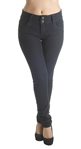 35 inseam jeans skinny - 3