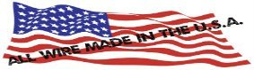 Lawrence Marine Duplex Tinned Marine Wire Made in USA Boat Cable