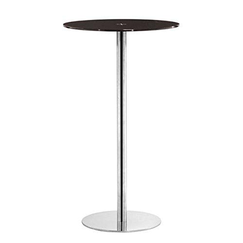 Zuo Cyclone Bar Table, Espresso