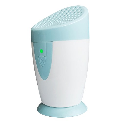 Starcn Wireless ozone Air Purifier Remove Cigarette Smoke, Odor Smell, Bacteria Mini Air Cleaner for for Small Bedroom, Pets Room, Refrigerator, Car, Traveling