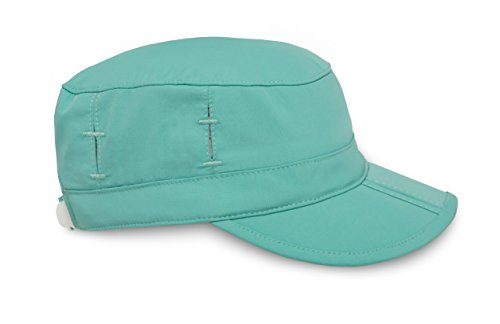 Sunday Afternoons Kids Sun Tripper Cap, Blue Agate, Large