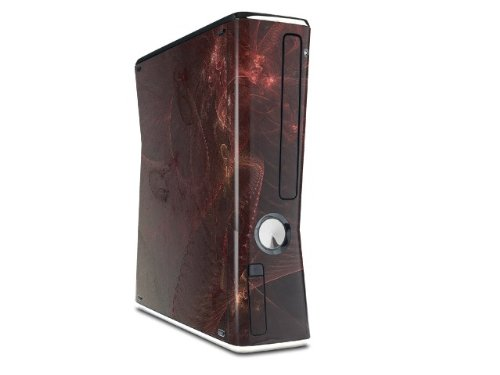 Tangled Web Decal Style Skin for XBOX 360 Slim Vertical (OEM Packaging)