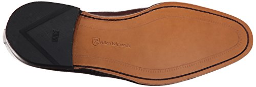 Allen Edmonds Uomo Leiden Oxford Dark Chili Weave
