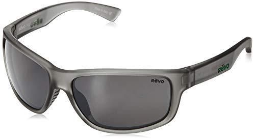 Revo Unisex Unisex RE 1006 Baseliner Wraparound Polarized UV Protection Sunglasses