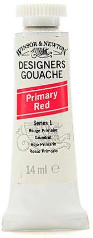 Winsor & Newton Designers' Gouache (Primary Red) 1 pcs sku# 1874691MA
